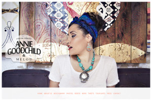 The Official Annie Goodchild & Melou Website