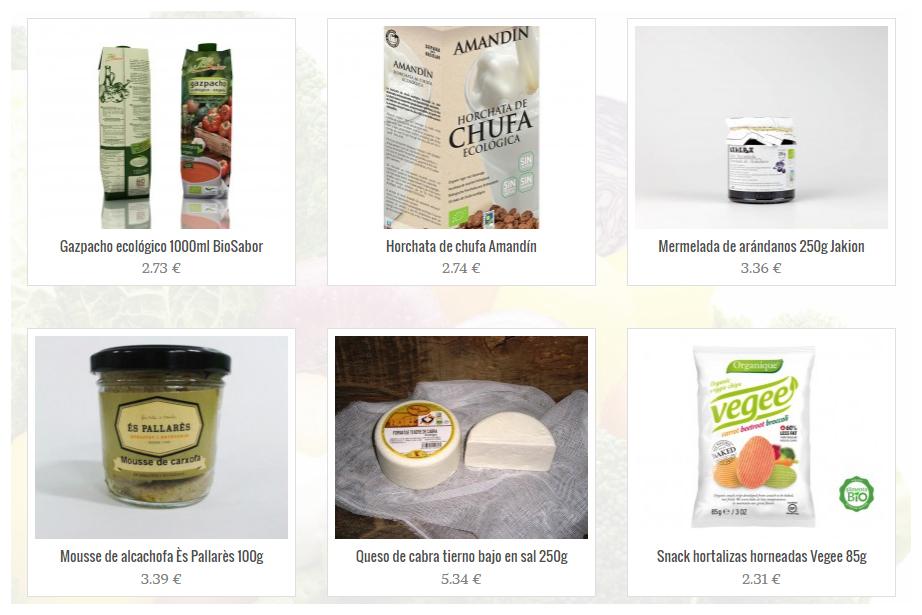 Alimentabio | Alimentación ecológica a tu alcance