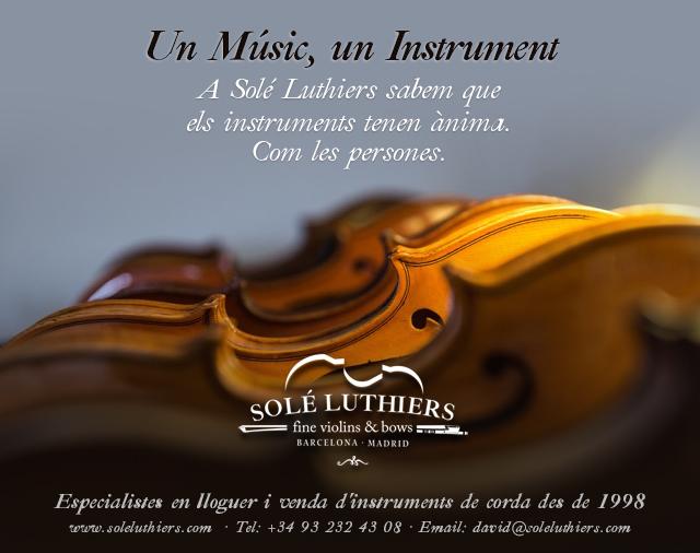 banner publicidad violines
